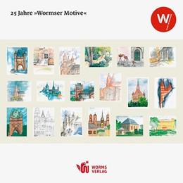Abbildung von 25 Jahre »Wormser Motive« | 2013 | Die Sommer-Kunstwerkstatt der ...