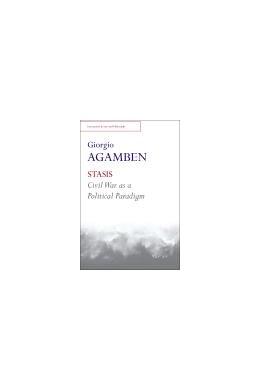 Abbildung von Agamben | STASIS | 1. Auflage | 2015 | beck-shop.de