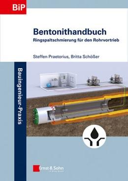 Abbildung von Praetorius / Schößer | Bentonithandbuch | 2015 | Ringspaltschmierung für den Ro...
