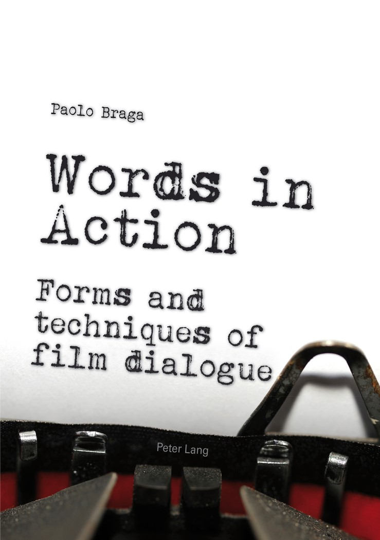 Words in Action | Braga, 2015 | Buch (Cover)