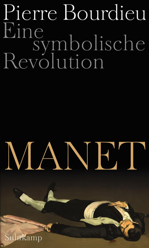 Manet | Bourdieu, 2015 | Buch (Cover)