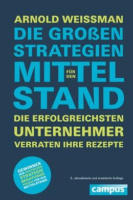Abbildung von Weissman | Die großen Strategien für den Mittelstand | 3. Auflage | 2015 | beck-shop.de