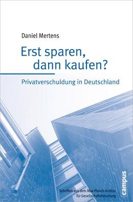 Abbildung von Mertens | Erst sparen, dann kaufen? | 2015 | Privatverschuldung in Deutschl... | 82