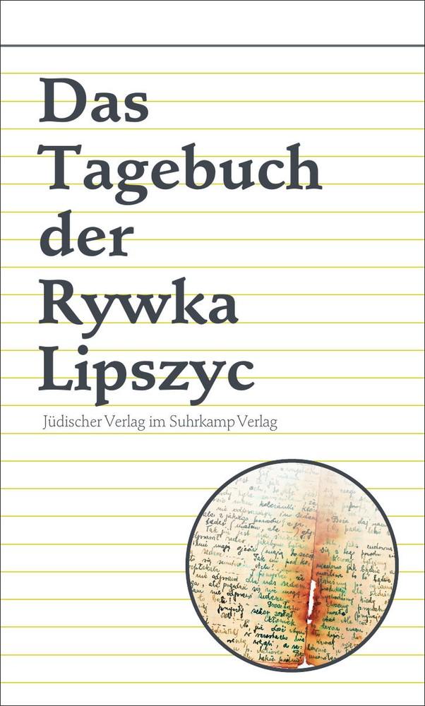 Das Tagebuch der Rywka Lipszyc | Lipszyc, 2015 | Buch (Cover)