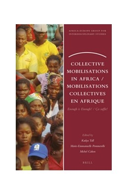 Abbildung von Collective Mobilisations in Africa / Mobilisations collectives en Afrique   2015   Enough is Enough! / Ça suffit!   15