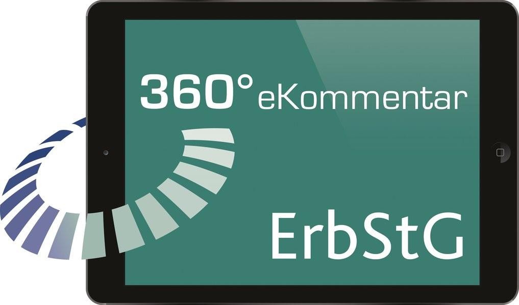 Abbildung von 360° ErbStG eKommentar