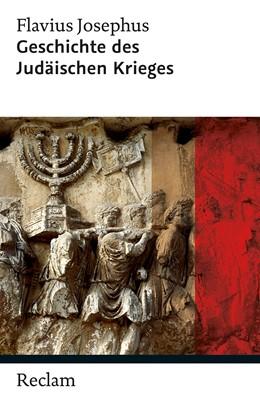 Abbildung von Geschichte des Judäischen Krieges | 2015 | 20394