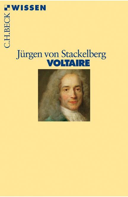 Cover: Jürgen von Stackelberg, Voltaire
