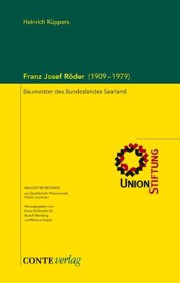 Abbildung von Küppers   Franz Josef Röder (1909-1979)   1. Auflage   2015   beck-shop.de