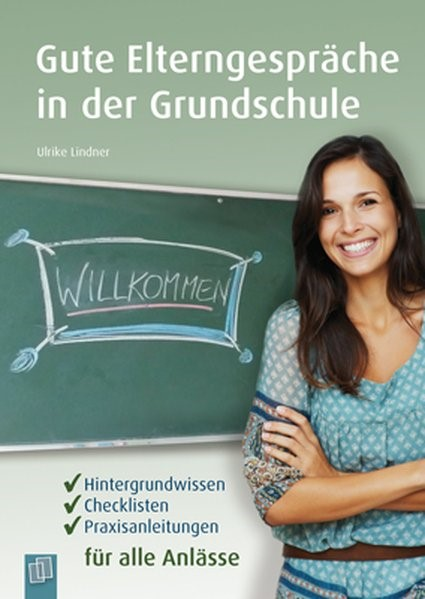 Gute Elterngespräche in der Grundschule | Lindner, 2015 | Buch (Cover)
