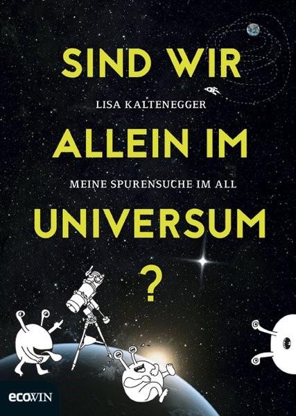 Sind wir allein im Universum? | Kaltenegger, 2015 | Buch (Cover)