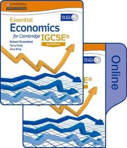 Abbildung von Dransfield / Cook / King   Essential Economics for Cambridge IGCSE®   2015   Print and Online Student Book ...