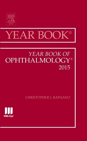Abbildung von Rapuano | Year Book of Ophthalmology 2015 | 2015