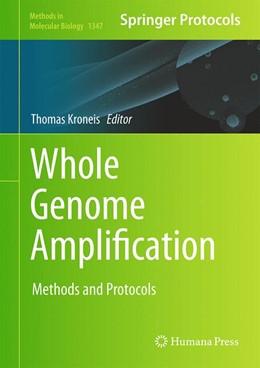 Abbildung von Kroneis | Whole Genome Amplification | 1. Auflage | 2015 | 1347 | beck-shop.de