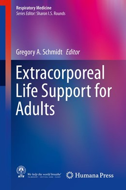 Abbildung von Schmidt | Extracorporeal Life Support for Adults | 1st ed. 2016 | 2015