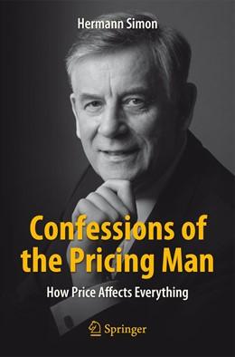 Abbildung von Simon | Confessions of the Pricing Man | 1. Auflage | 2015 | beck-shop.de