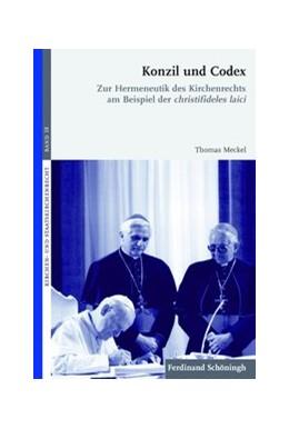 Abbildung von Meckel | Konzil und Codex | 1. Auflage 2017 | 2017 | Zur Hermeneutik des Kirchenrec... | 18