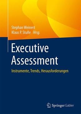Abbildung von Weinert / Stulle | Executive Assessment | 1. Auflage | 2015 | beck-shop.de