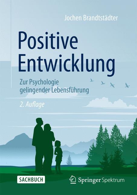 Positive Entwicklung   Brandtstädter   2. Auflage, 2015   Buch (Cover)