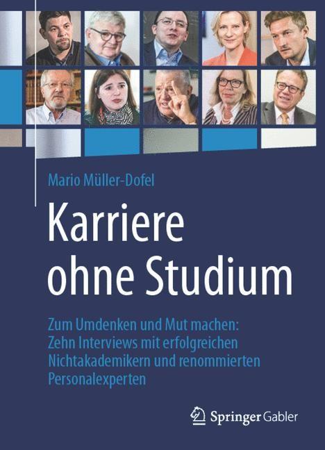 Karriere ohne Studium | Müller-Dofel | 2016, 2015 | Buch (Cover)