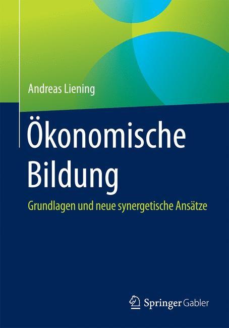 Ökonomische Bildung   Liening   2015, 2015   Buch (Cover)