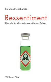 Ressentiment | Olschanski | 1. Auflage 2015, 2015 | Buch (Cover)