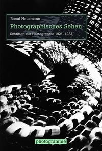 Abbildung von / Stiegler   Photographisches Sehen   1. Auflage 2016   2016