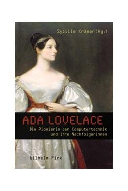 Abbildung von Krämer   Ada Lovelace   1. Auflage 2015   2015   Die Pionierin der Computertech...