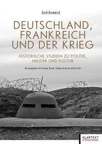 Deutschland, Frankreich und der Krieg | Brandt / Gerhards / Hinz, 2015 | Buch (Cover)