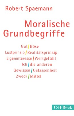 Abbildung von Moralische Grundbegriffe | 9. Auflage | 2015