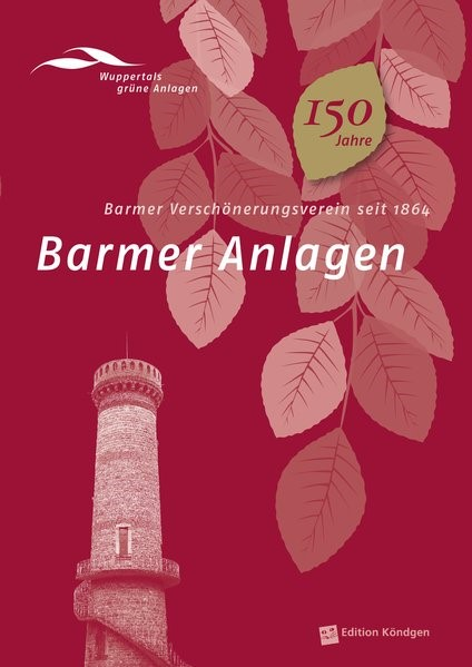 Barmer Anlagen | Bovenkamp / Bruyn-Ouboter / Brychta, 2014 | Buch (Cover)