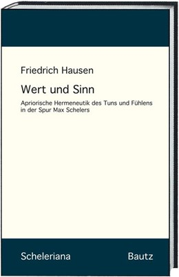 Abbildung von Hausen | Wert und Sinn | 1. Auflage | 2015 | beck-shop.de