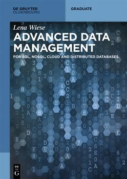 Abbildung von Wiese   Advanced Data Management   2015   For SQL, NoSQL, Cloud and Dist...