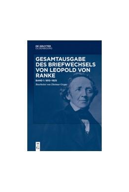 Abbildung von 1810–1825 | 2. Auflage | 2016 | beck-shop.de