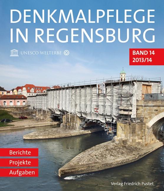 Denkmalpflege in Regensburg, 2015 | Buch (Cover)