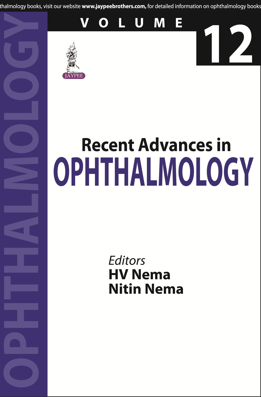 Abbildung von Nema | Recent Advances in Ophthalmology-12 | Vol. 12 | 2015