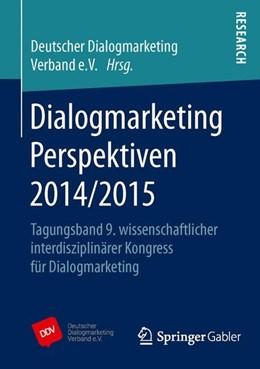 Abbildung von Dialogmarketing Perspektiven 2014/2015 | 1. Auflage | 2015 | beck-shop.de