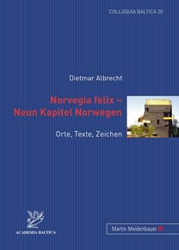 Abbildung von Albrecht   Norvegia felix – Neun Kapitel Norwegen   2009   Orte, Texte, Zeichen   20