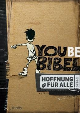 Abbildung von Hoffnung für alle. Die Bibel - YOUBE-Bibel | Nachdruck der revidierten Ausgabe 2015 | 2017