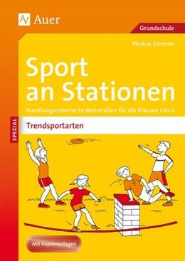 Abbildung von Sommer | Sport an Stationen Spezial Trendsportarten 1-4 | 1. Auflage | 2015 | beck-shop.de