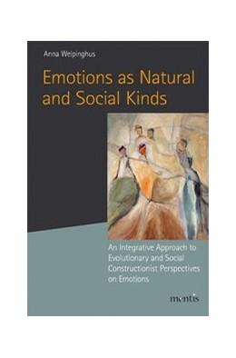 Abbildung von Welpinghus | Emotions as Natural and Social Kinds | 1. Auflage | 2015 | beck-shop.de