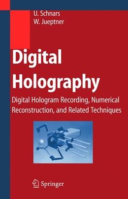 Abbildung von Schnars / Jüptner | Digital Holography | 2004