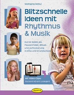 Abbildung von Delnui | Blitzschnelle Ideen mit Rhythmus & Musik | 1. Auflage | 2015 | beck-shop.de