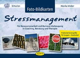Abbildung von Wieber | Foto-Bildkarten Stressmanagement | 2015 | Für Ressourcenarbeit und Burno...