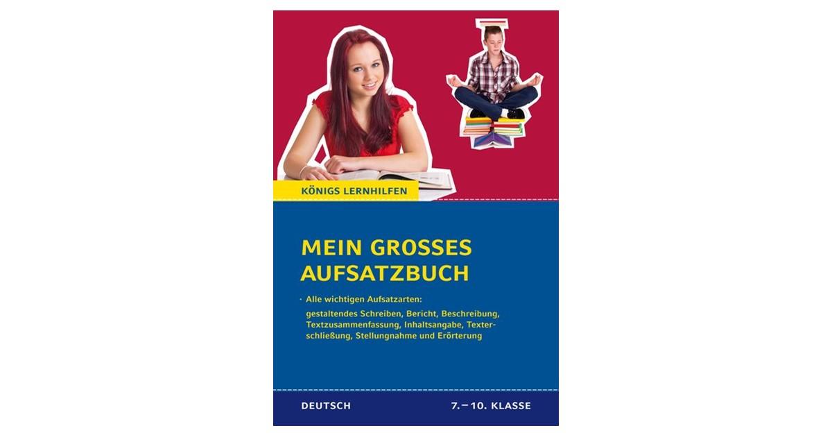 Mein Großes Aufsatzbuch Deutsch 7 10 Klasse Friepes Richter