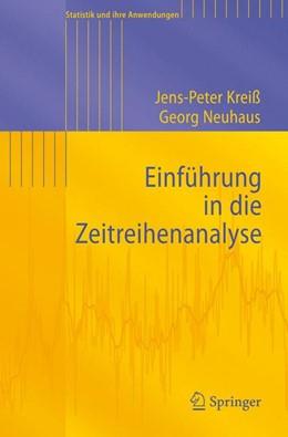 Abbildung von Kreiß / Neuhaus | Einführung in die Zeitreihenanalyse | 2006