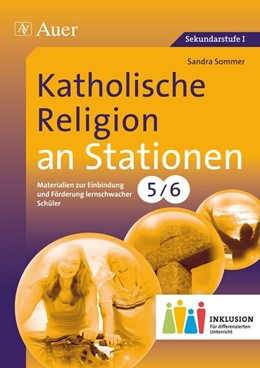 Abbildung von Sommer | Katholische Religion an Stationen 5-6 Inklusion | 1. Auflage | 2014 | beck-shop.de