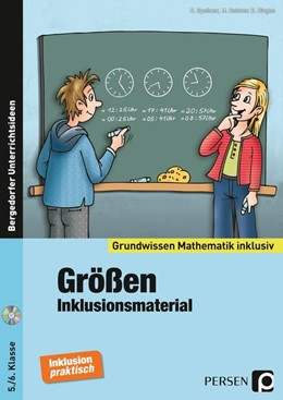 Abbildung von Spellner / Bettner | Größen - Inklusionsmaterial | 1. Auflage | 2014 | beck-shop.de
