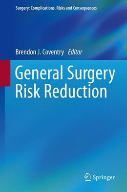 Abbildung von Coventry | General Surgery Risk Reduction | 2014 | 2014