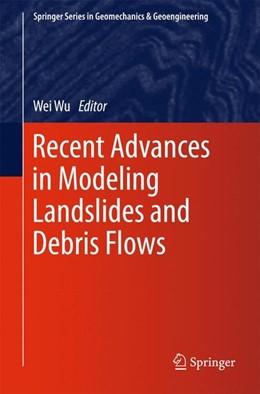 Abbildung von Wu | Recent Advances in Modeling Landslides and Debris Flows | 2015 | 2014